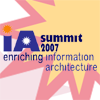 IA Summit 2007 logo
