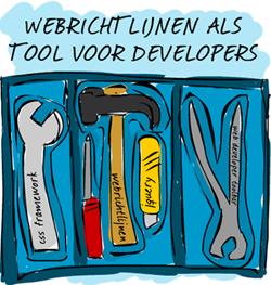 Webrichtlijnen als tool voor developers