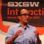 Stephen Kim (Microsoft) tijdens SxSW 2014